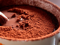 Горячий шоколад с какао