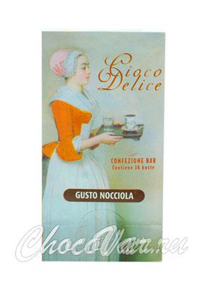 Горячий шоколад Molinari Hazelnut Flavour (лесной орех)