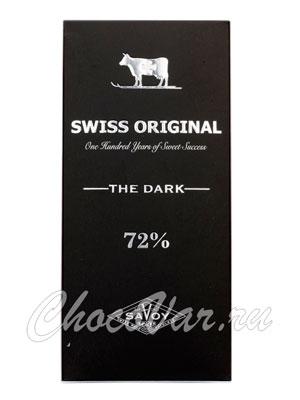 Шоколад Swiss Original Горький 100 гр