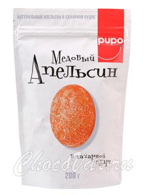 Апельсин в сахарной пудре PUPO 200 гр в.у.