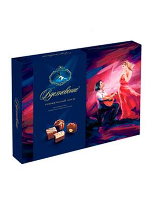 Набор конфет Красный Октябрь Вдохновение Трюфельный крем 170 гр