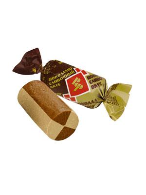 Конфеты Рот Фронт Батончики шоколадно-сливочный вкус