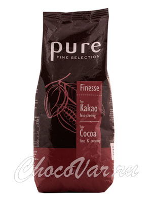 Горячий шоколад Pure Fine Selection Finesse 1 кг