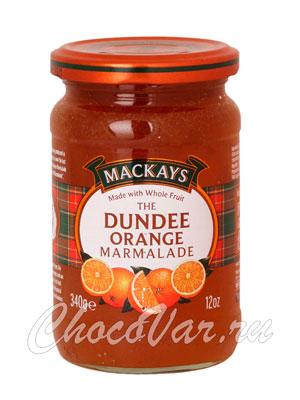 Джем Mackays из апельсина Данди 340 гр