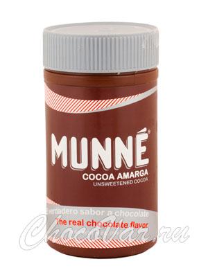 Натуральный какао Munne Amarga в банке 283,5 гр